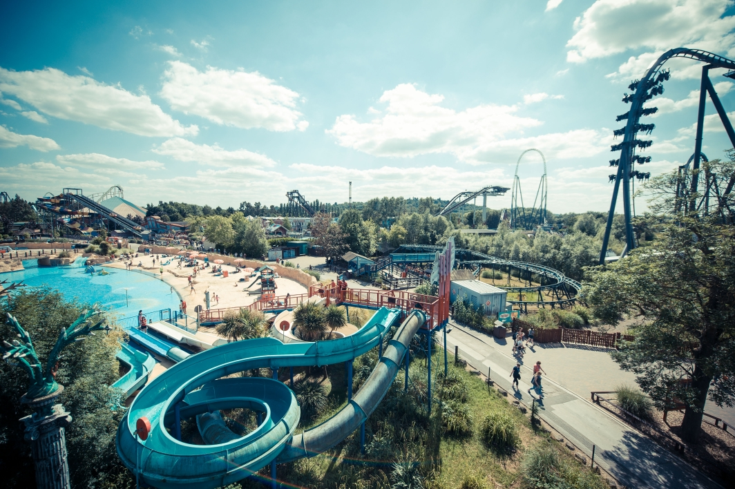 Thorpe Park – Attractions