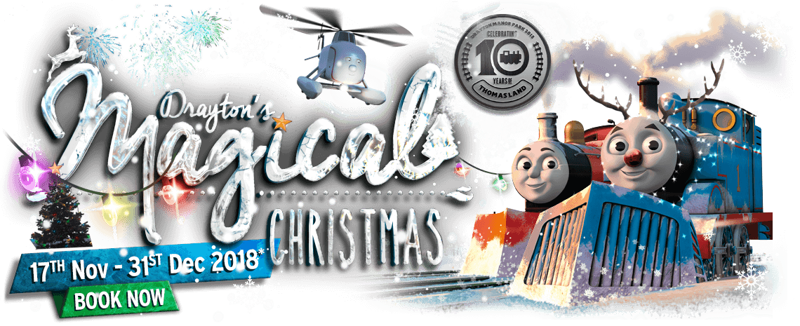 Drayton Manor's Magical Christmas