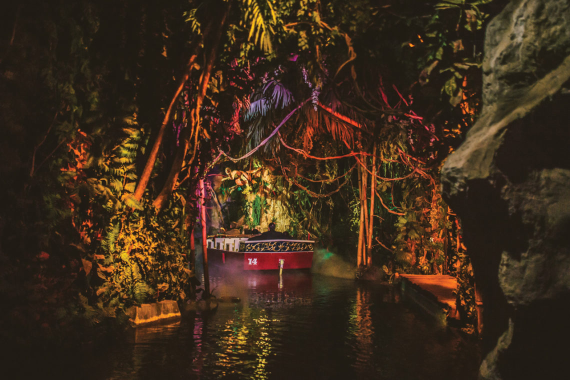 De Efteling – Attractions