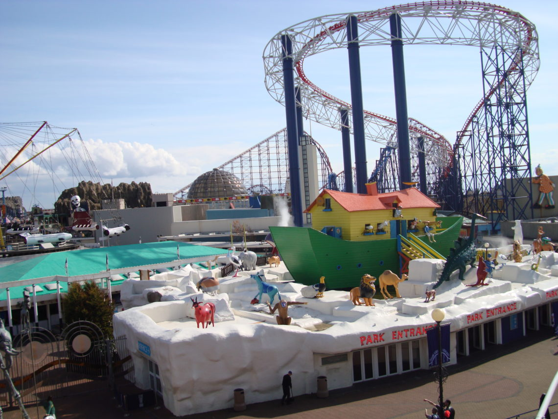 Park Guide – Blackpool Pleasure Beach